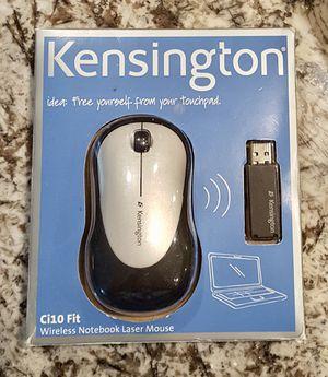 Kensington Ci10 Fit Wireless Notebook Laser Mouse for Sale in Pembroke Pines, FL