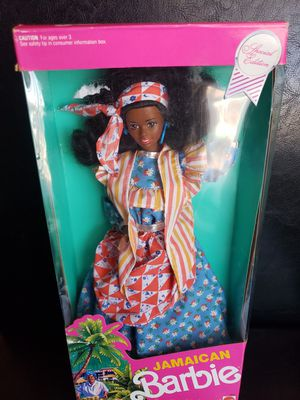 Jamaican barbie doll special edition 1991 for Sale in Riverside, CA