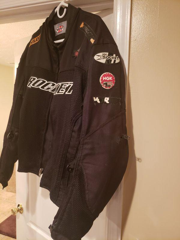 Joe Rocket Textile Jacket - Size XL