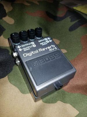 Boss digital Reverb RV-5 for Sale in Clearwater, FL