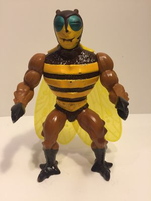 Buzz-Off - MOTU Masters Universe Heman - Vintage Action Figure Toy Mattel for Sale in Lisle, IL
