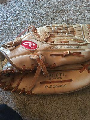 """Rawling's men 12.5"""" baseball glove for Sale in Washington, DC"""