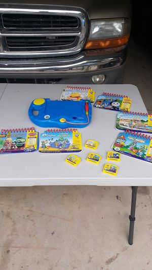 LeapPad Game Set for Sale in Minerva, OH