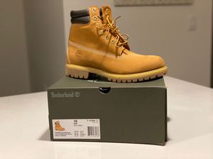 Timberland Men's 6-inch Premium Waterproof Boots (Size 10) for Sale in New York, NY