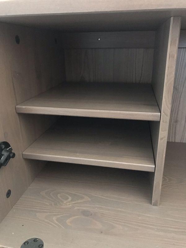 Ikea Hemnes Desk secretary hutch