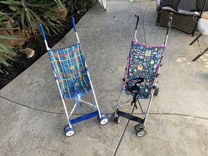 Cosco brand baby strollers for Sale in Modesto, CA