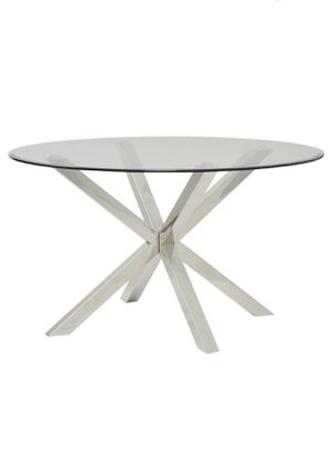 JULES GREY DINING TABLE + chairs for Sale in Tamarac, FL