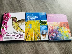 Watercolor Books for Sale in South Windsor, CT