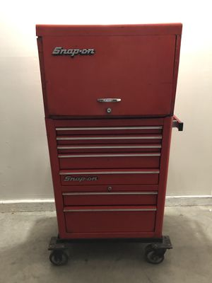 Snap on tool box set for Sale in Las Vegas, NV