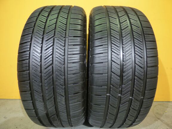 Used tires 245 45 18 Goodyear eagle LS2 100% TREAD
