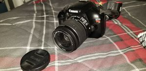 Canon Rebel T3 for Sale in San Antonio, TX
