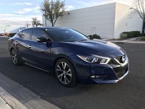 2017 Nissan Maxima SR $17,000 for Sale in Las Vegas, NV