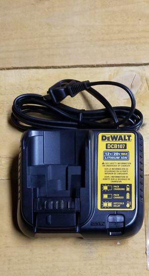 12/20V Dewalt charger. New for Sale in Patterson, CA