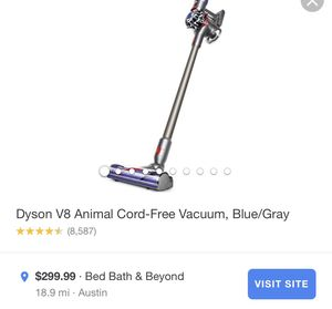 Dyson for Sale in Pflugerville, TX