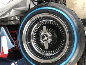 13 inch daytons / lowrider / zenith / chinas / wire wheels for Sale in Long Beach, CA