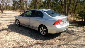 2007 Honda Civic,sunroof,new ac for Sale in Terrell, TX