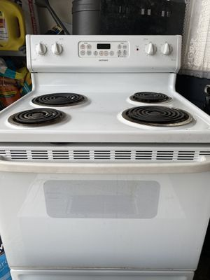 Electric Stove and Over Range Microwave for Sale in Centerburg, OH