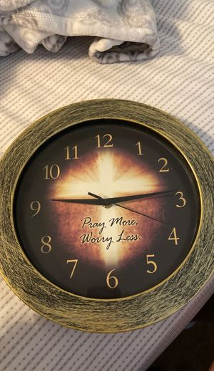 Religious Wall Clock for Sale in Oxnard, CA