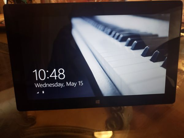 Microsoft Window Surface RT