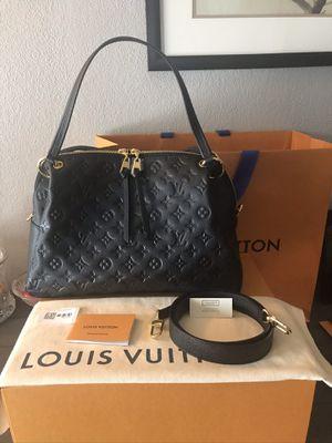 Louis Vuitton brand new monogram black handbag for Sale in San Antonio, TX