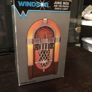 Windsor Jukebox Radio for Sale in Santa Fe Springs, CA