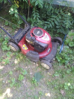 Craftsman gold lawn mower.. for Sale in North Providence, RI