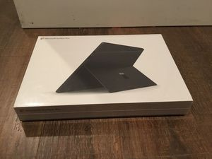 New Sealed Microsoft surface Pro 6 i7 256GB 1 year Warranty Windows 10 for Sale in San Diego, CA