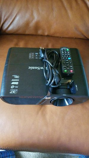 ViewSonic PJD5155 DLP projector for Sale in Federal Way, WA