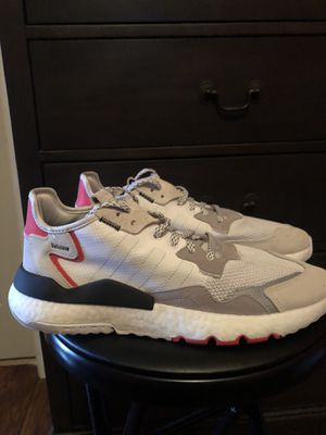 ADIDAS NITE JOGGER SHOES for Sale in Richardson, TX