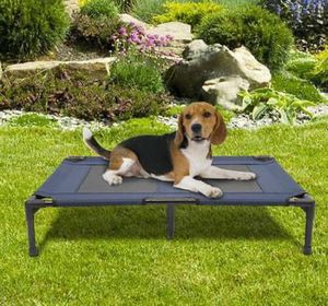 Portable Elevated Large Dog Bed for Sale in Corona, CA