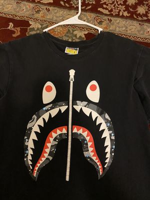Bape Shark Tee for Sale in Dublin, CA
