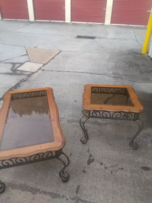 Coffee and end tables for Sale in Stone Mountain, GA
