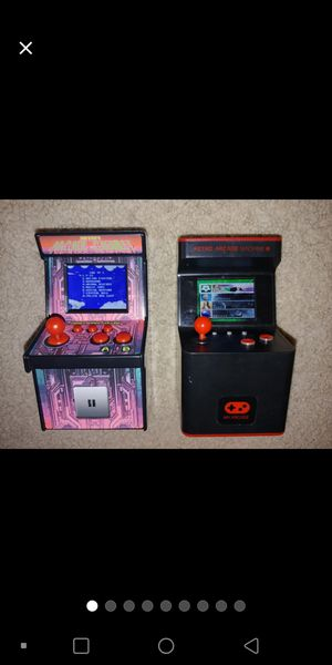 Mini Arcade Video Game Consoles 100+Games for Sale in Kenmore, WA