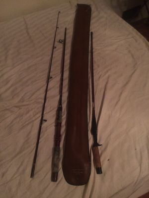 Vintage Curt Dowdy Fishing Rod for Sale in Forest Park, GA