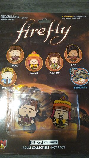 Pin Palz - Firefly pins for Sale in Webster, TX