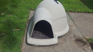 Indigo medium/ large size dog house for Sale in Raleigh, NC