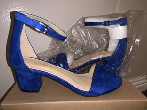 Royal blue heels for Sale in Long Beach, CA