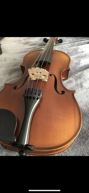 4/4 Violin USED ONCE for Sale in Sudley Springs, VA