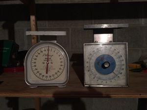 Scales for 2 for Sale in Okemos, MI