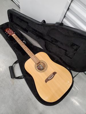 Like new Oscar Schmidt acoustic for Sale in Portland, OR