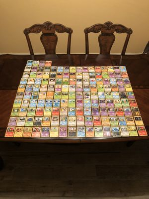148 Pokemon cards Lot for Sale in Alafaya, FL
