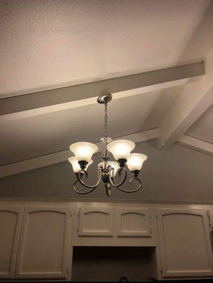 Set of 2 - Chandelier Lights for Sale in Lodi, CA
