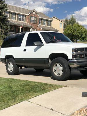 Chevy Blazer for Sale in Aurora, CO