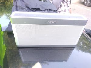 Bose soundlink bluetooth speaker for Sale in Lakewood, WA