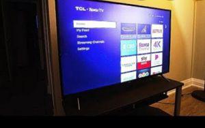 47 flat screen TV sanyo for Sale in Tulsa, OK