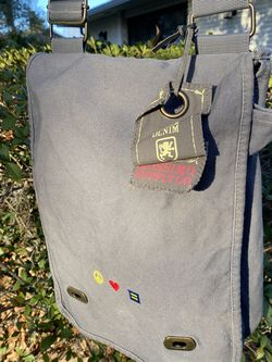 Small Messenger Bag - Equality, Love, Peace for Sale in Orlando,  FL