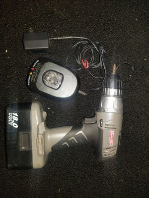 Craftsman drill for Sale in Frederick, MD