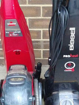 Bissell pro heat vacuum cleaner for Sale in Norfolk, VA