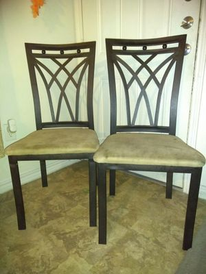 Metal chairs for Sale in US