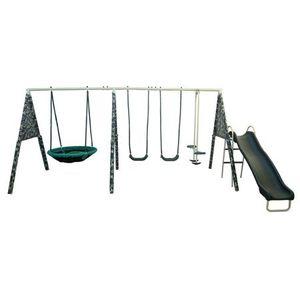 XDP Recreation Camo Commander 6 Leg Metal Swing Set for Sale in Houston, TX